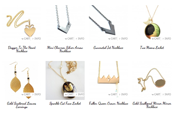 Featured: Online Boutique & Jewellery Designer Ginger Pickle ...