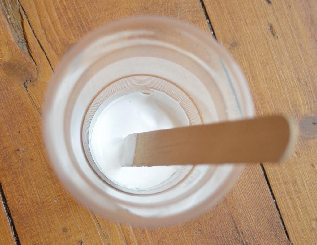 diy how to make chalk paint miss v viola. Black Bedroom Furniture Sets. Home Design Ideas