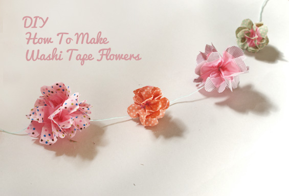 Craft Ideas For Your Bedroom With Paper Flowers