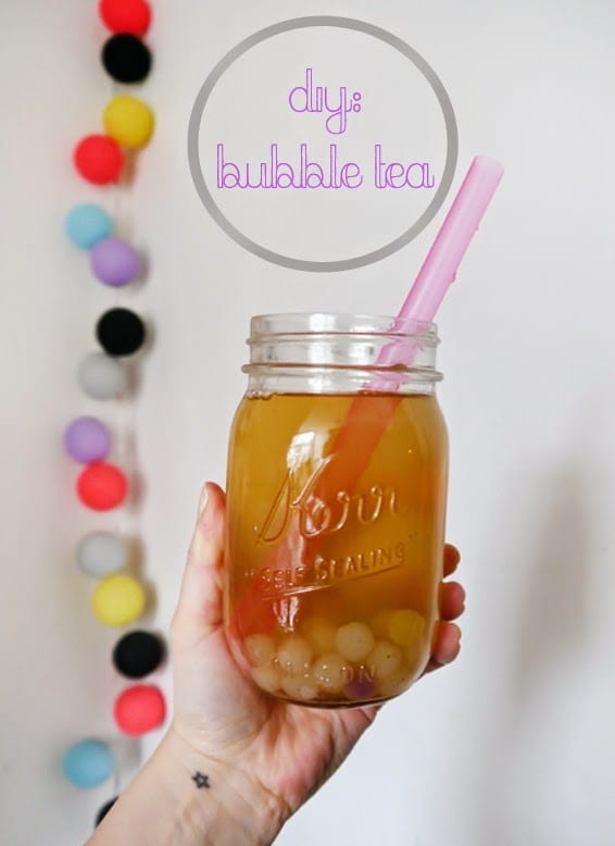 bubble tea rezept