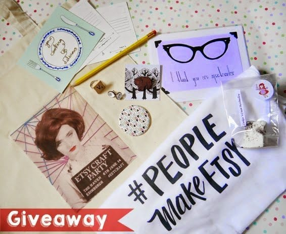 Freebies for goody bags