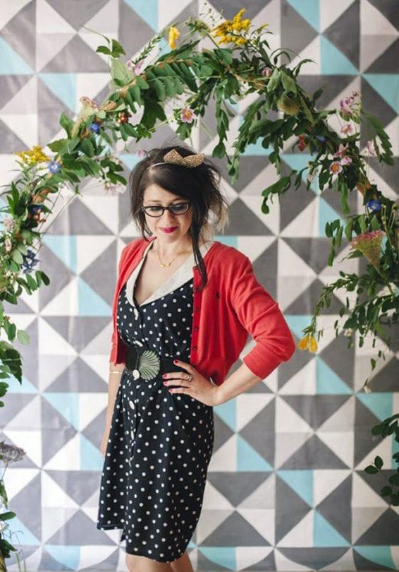 Miss Vicky Viola - Blogcademy - Rocknrollbride