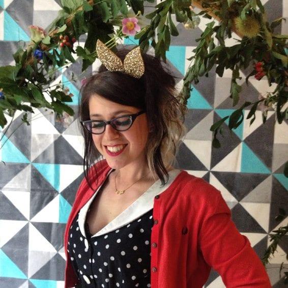 Miss Vicky Viola Blogcademy