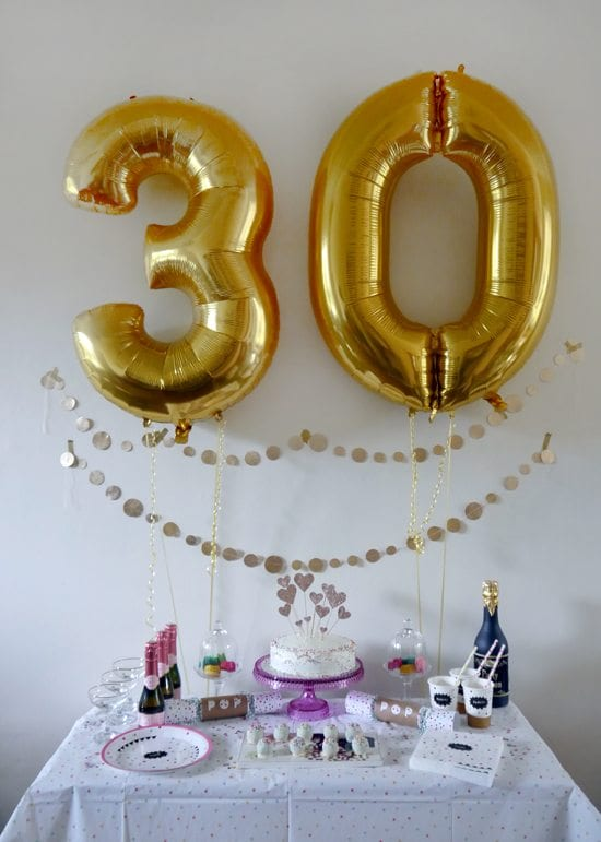 confetti party 30th birthday ideas rainbow color party adult kids party theme inspiration fun quirky alternative easy stylish last minute celebration