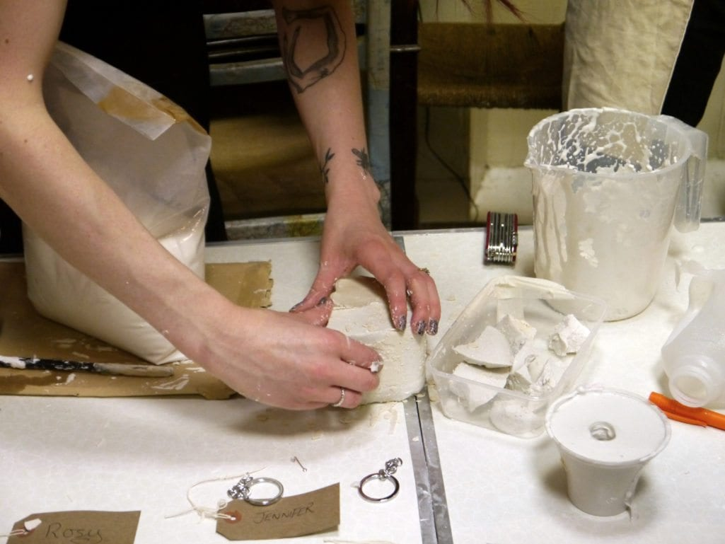... gift cute newborn keepsake handmade plaster feet alternative ideas for