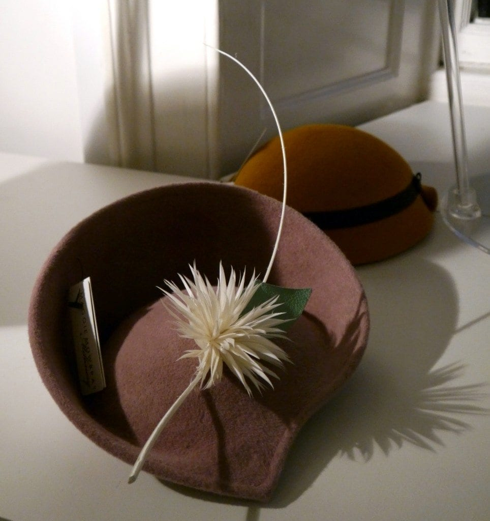 maggie mowbry bespoke hats and fascinators edinburgh design house hill street fashion wedding hats