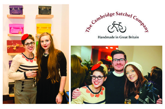 cambridge satchel company edinburgh opening night