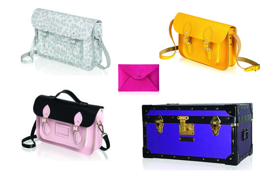 top 5 christmas gifts from the cambridge satchel company