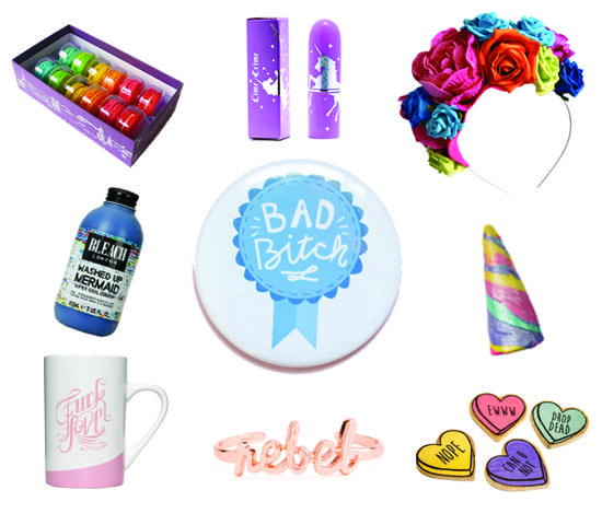 galintine girl gang gifts valentines day