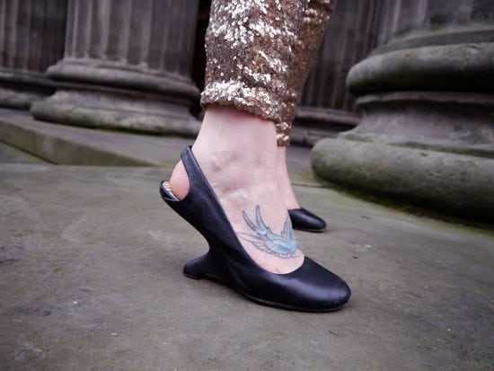 irregular choice shoes what I wore style outfit post