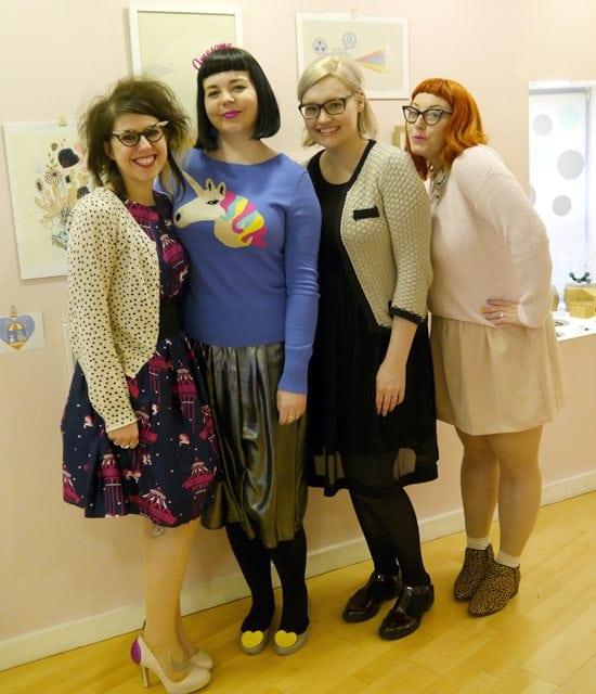scottish girl gang fashion bloggers uk