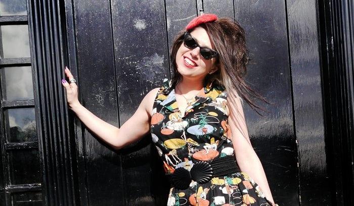 retro fashion blogger uk cute quirky style