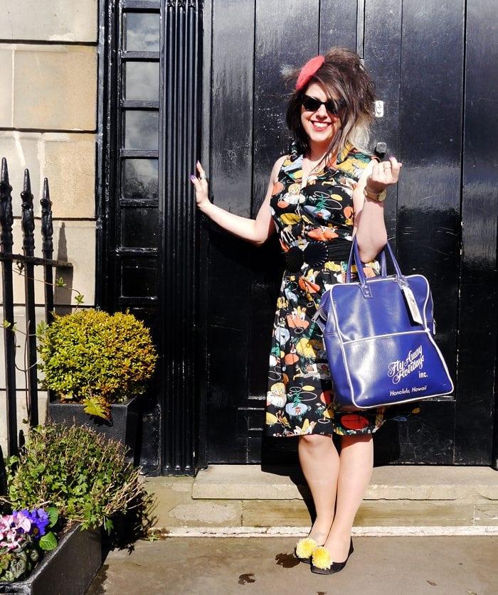 vintage and retro style blog uk british fashion alternative cute style