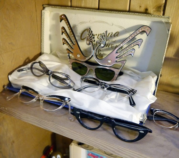 vintage glasses shop uk spex pistols
