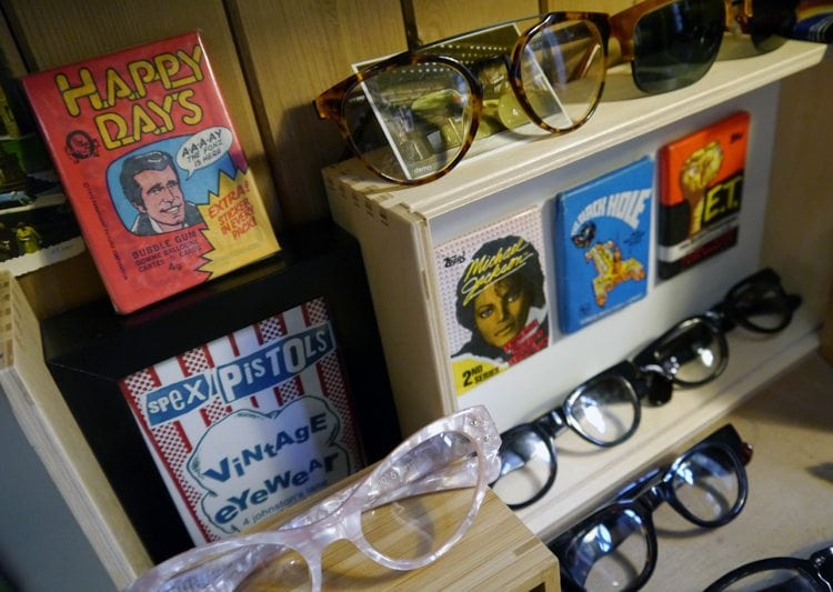 vintage glasses uk shop