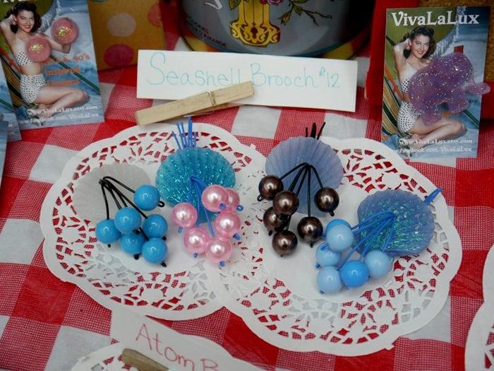 vivalalux bakelite lucite jewellery handmade glasgow