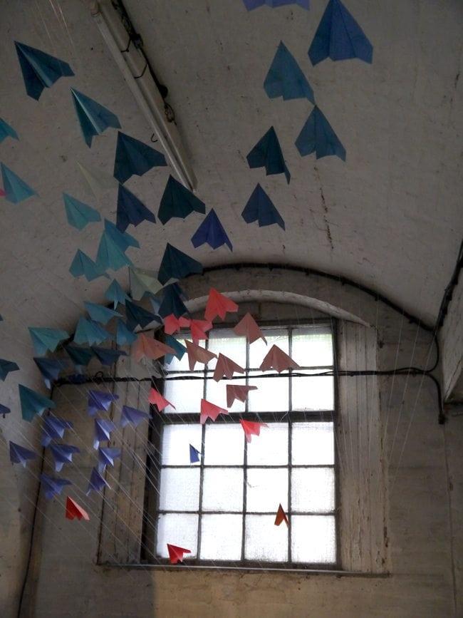 art installations edinburgh