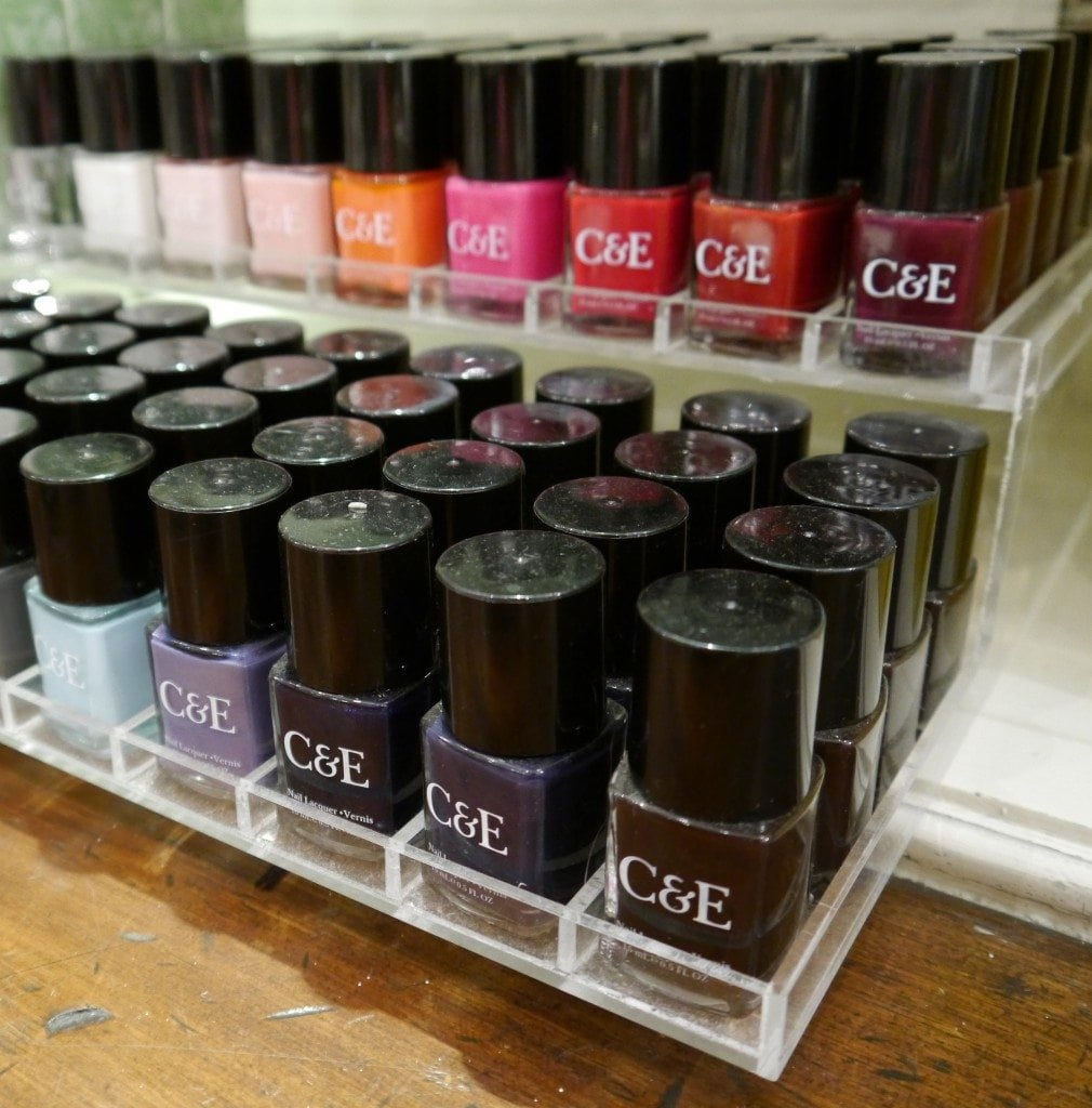 crabtree and evelyn nail polish review varnish