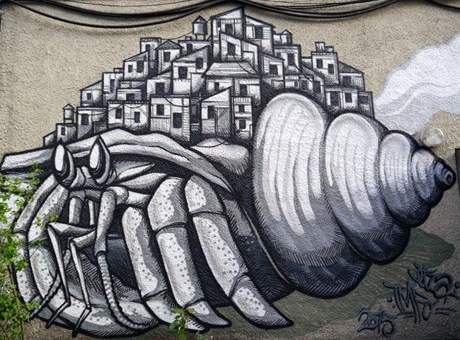 graffiti edinburgh