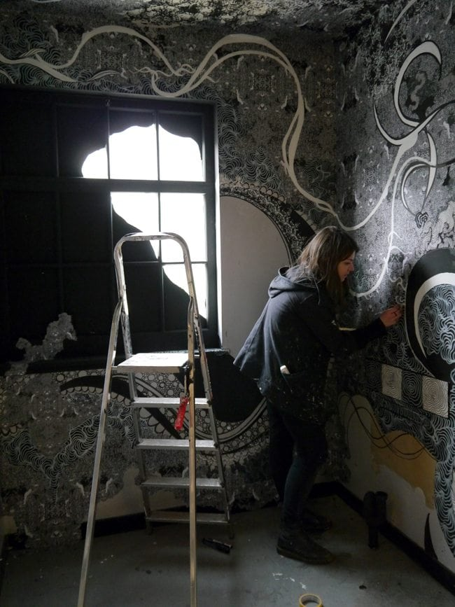 hidden door festival edinburgh 2015