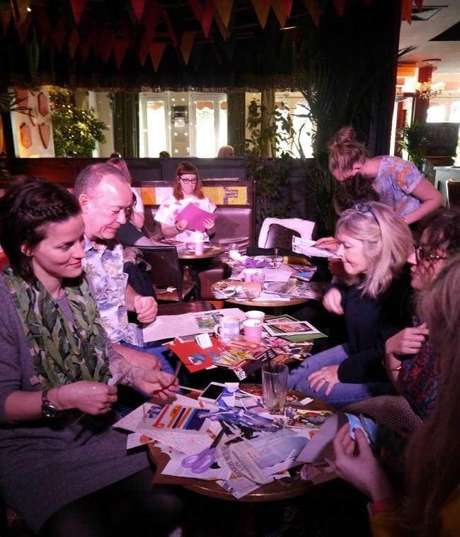 eet craft edinburgh etsy team craft party