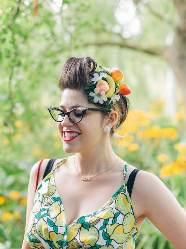1950s style blogger vintage fashion inspired blog uk