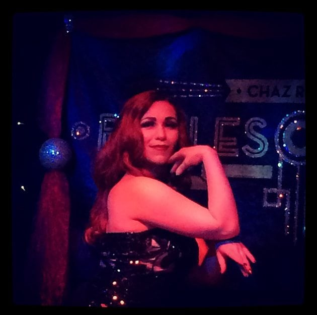 burlesque ball uk