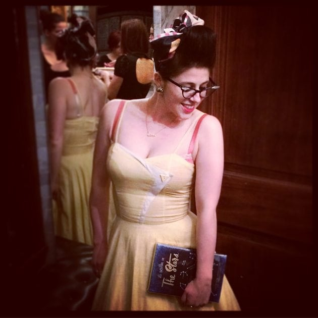 burlesque ball vintage style blogger uk