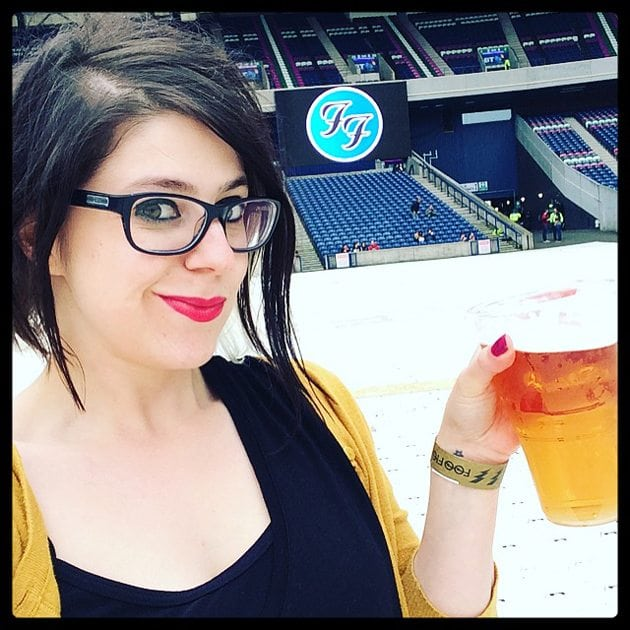 foo fighters edinburgh 2015 murrayfield blog review