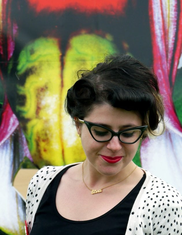 lipstick locks and lashes hair do edinburgh pin up hair salon retro vintage style