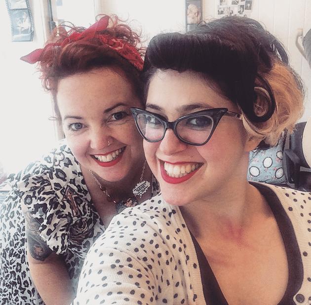 lipstick locks and lashes hair salon edinburgh review