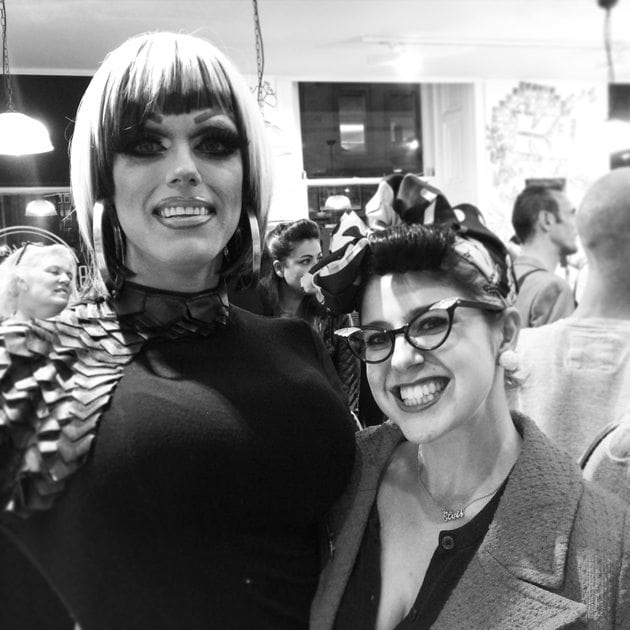 morgan mcmichaels at kiehls glasgow daily reviving concentrate blogger review