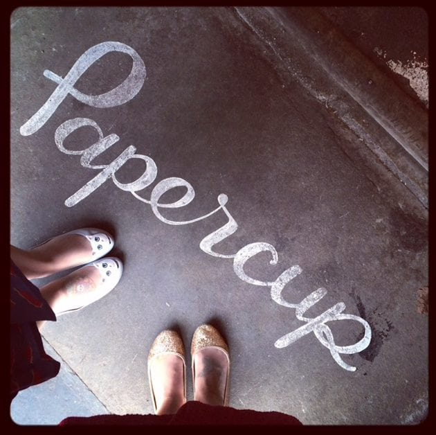 papercup glasgow