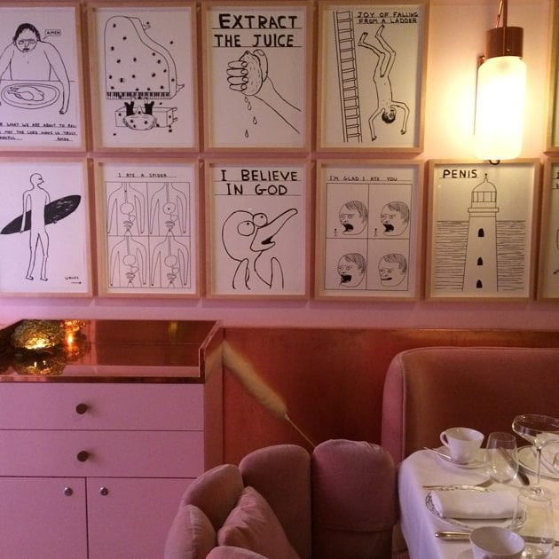 sketch london mayfair gallery afternoon tea room review