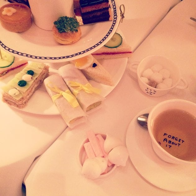 sketch mayfair afternoon tea review london