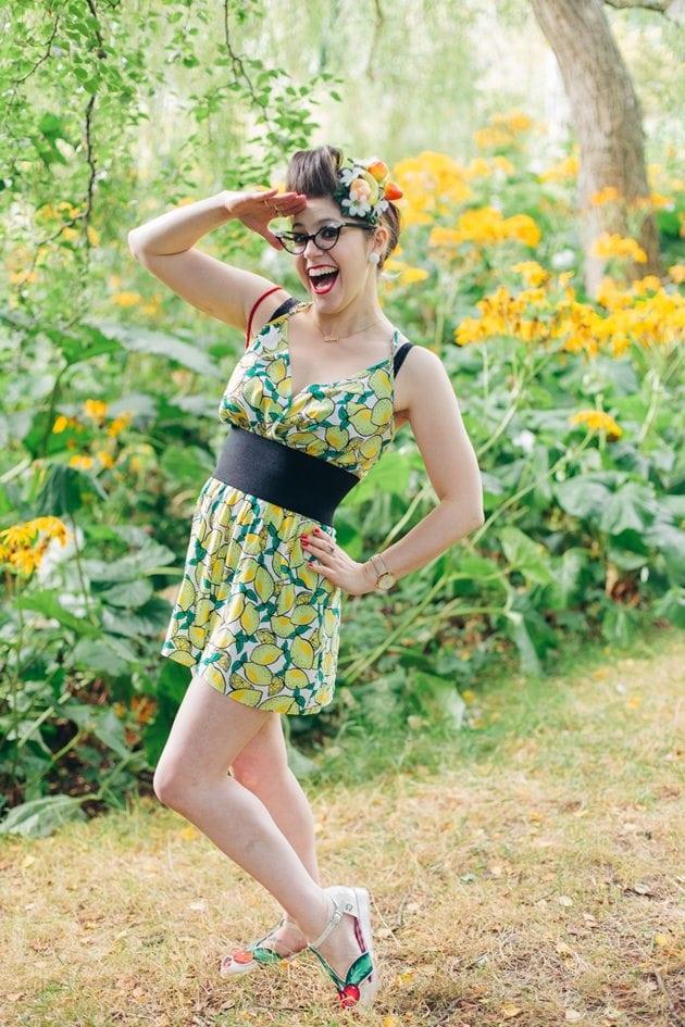 super cute alternative style blogger uk