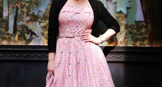 vintage handmade dress blog