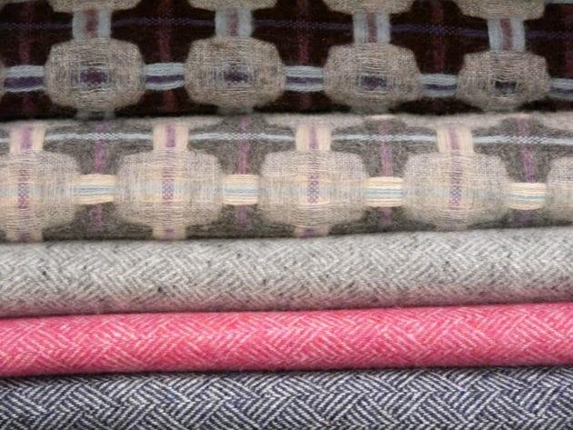 scottish woolen blankets brora uk