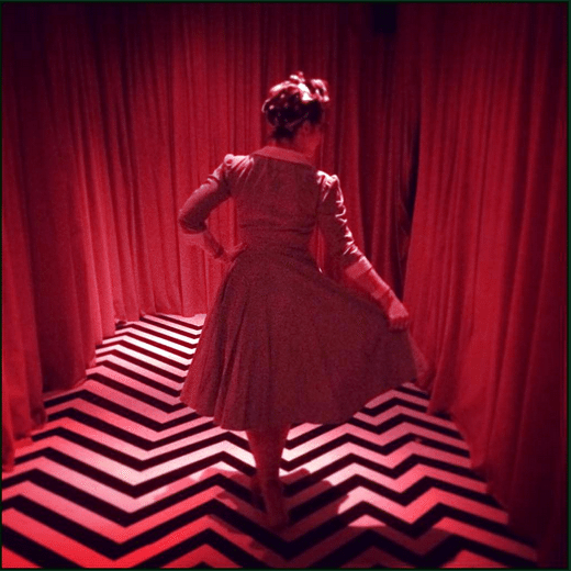 twin peaks red room shelly costume halloween the owls are not what they seem