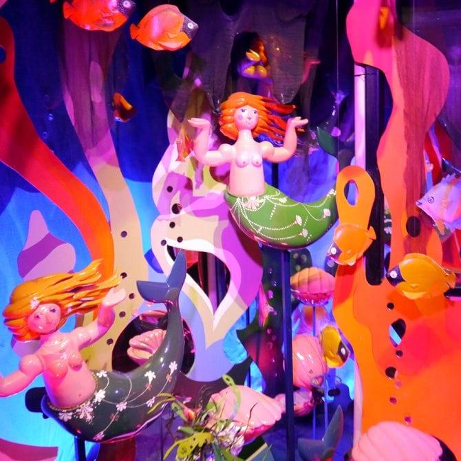 hans christian andersen ride in tivoli gardens little mermaid its a small world after all design