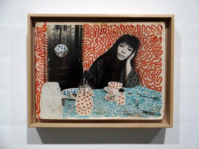 yayoi kusama artwork copenhagen denmark exhibition