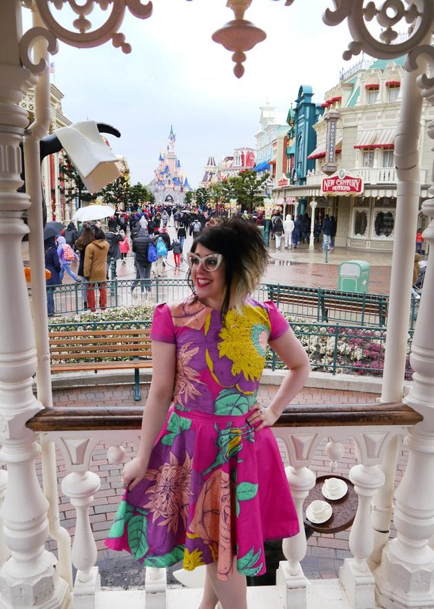 dapper day paris vintage blogger review