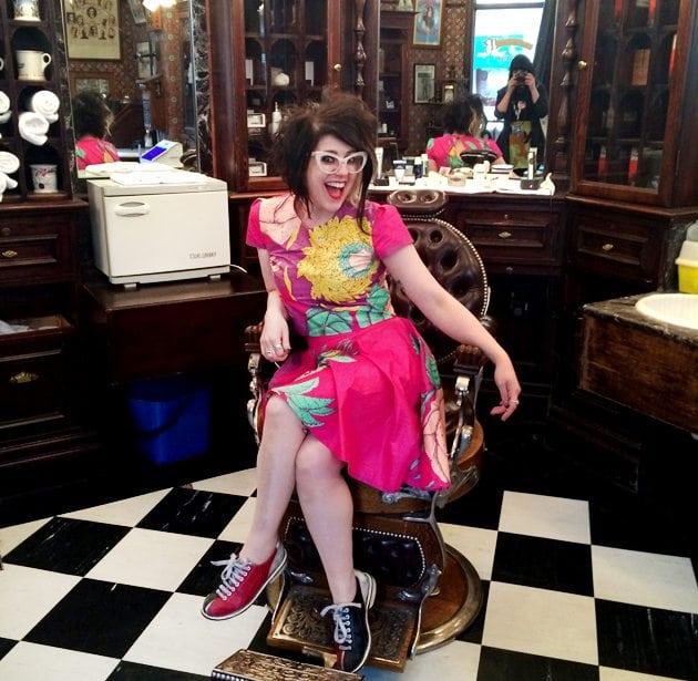 miss vicky viola rowanjoy custom made dress review