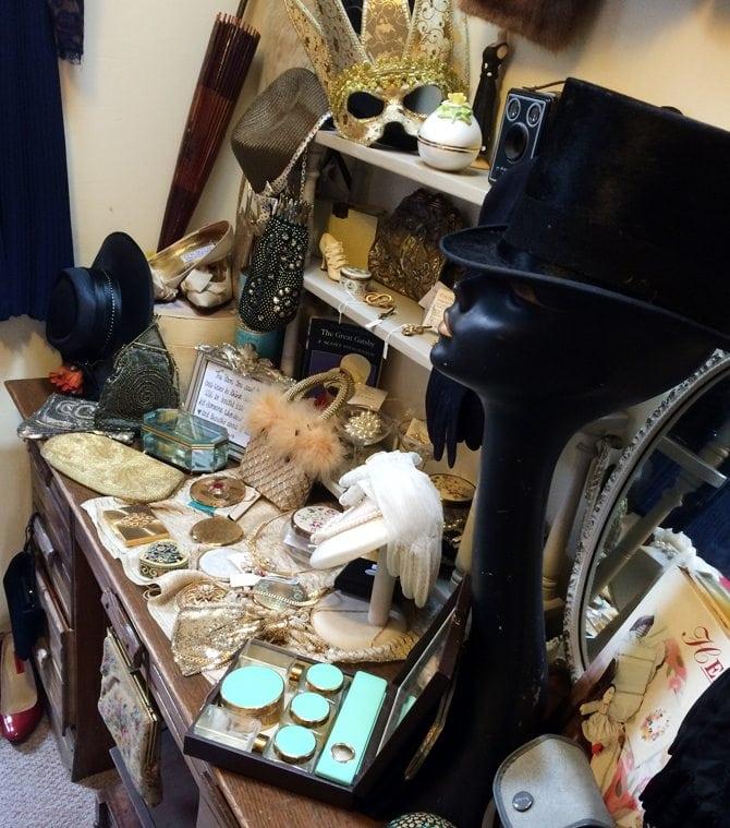 encore vintage shop fettecairn aberdeen dress accessories