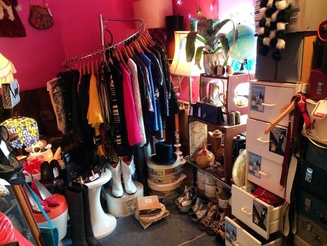 the closet vintage dresses shop aberdeen review