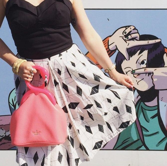 vintage outfit blogger uk