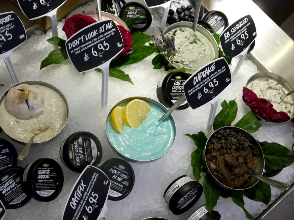 lush fresh face mask review uk